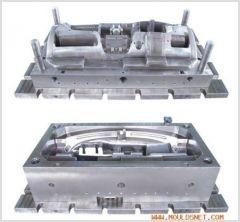 auto instrument panel mold