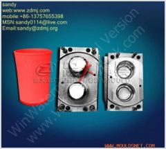 plastic injection cup mold 5