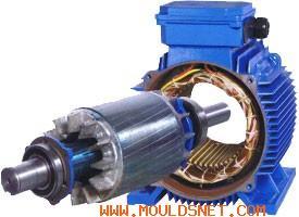 Series motors