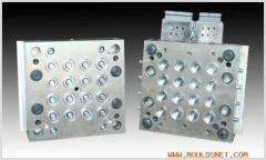 normal plastic bottle lid mould 1mould/16cavity