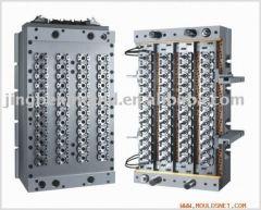 1mould/48cavity Pneumatic needle valve injection self-locking preform plastic bo