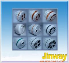 Energy Saving Lamp Covers Made By Injection Molds