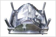 automobile lamp mold