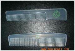 plastic comb mold/hairbrush mold/hotel comb mold/travel comb mold