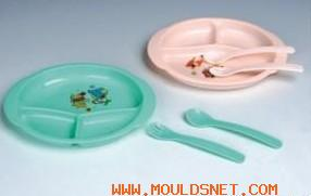injection plate mould