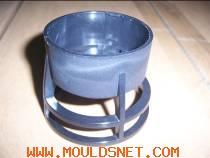 Plastic Cap Moulding