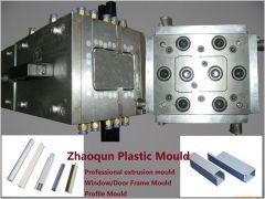 plastic profile mould