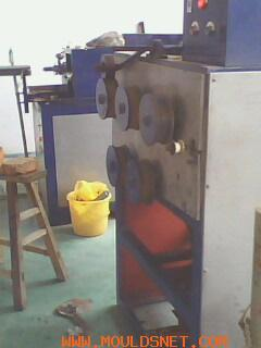 soft pipe equipment