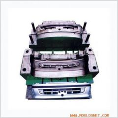 Auto mold for bumper mold