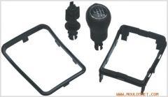 plastic auto mould; auto bumper mould ;auto light mould