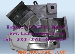 PVC pipe mould