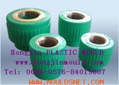 PPR pipe samples