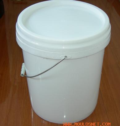 used plastic paint bucket 20L mould