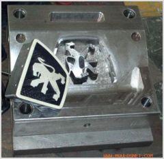 Automotive Logo molds Injection moulds