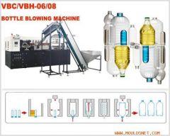 VBC series stretch bottle blowing mahcine
