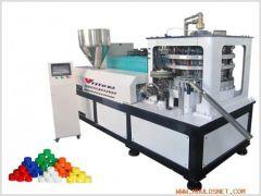 bottle cap moulding machine