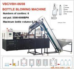 VBC series pet bottle moulding machine