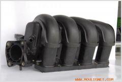 Automotive induction manifold moulds plastic molds