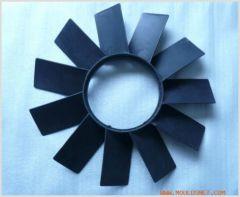 Plastic Car Radiator Fan Mold
