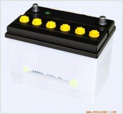 battery container mould
