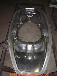Aluminum mould mold making