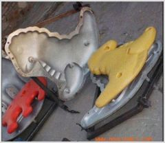 aluminium mould for kid's toy