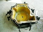 rotational mould for air blower shell