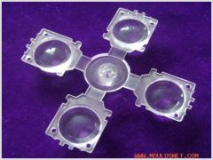 plastic injection mould of double color mould of China manufacture