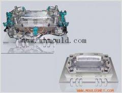 auto air condition mould