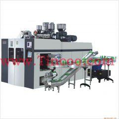5-layer multi-die head extrusion machine