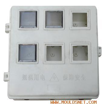 SMC/BMC Meter Box Mould
