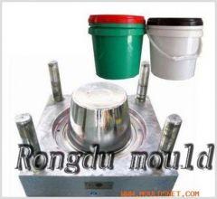 plastic paint pail mould/ bucket mold