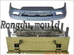 plastic auto bumper mould/ auto parts mould