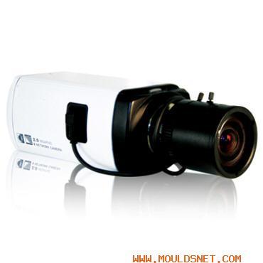 3 Megapixel resolution CMOS IP Camera