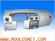 instrument desk mold