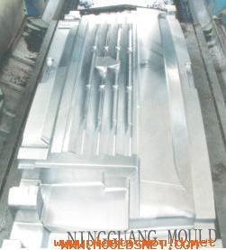 Bumper  mold