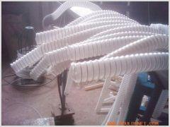 PVC steel water pipe mould