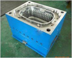 injection mould, plastic mould, basket mould, box mould