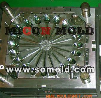 knife fork spoon mold,disposable tableware mould