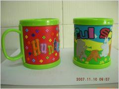 children plastic cup mould