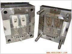 Plastic Injection Mold with Long Lifespan, OEM and ODM Orders are Welcome