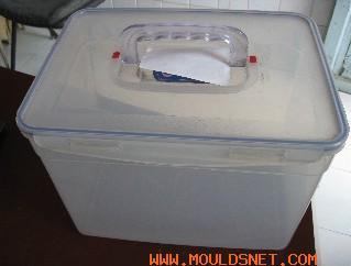 Plastic Storage Box/Case Mould,Plastic Injection Mould