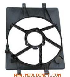 Plastic fan cover mould,Molding fan cover,Fan cover mould,Molded fan cover,Plastic fan cover