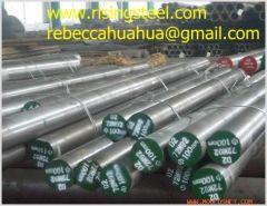 steel S136/1.2083, mold steel S136/1.2083, alloy steel, steel rounds