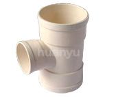 PVC tee mould/ plastic tee mould