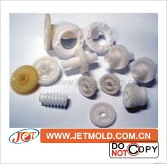 Plastic injection gear parts