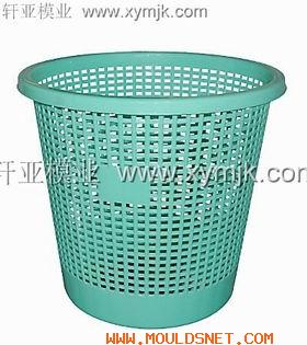 Waste bucket mould/garbage can mould