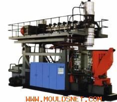 Automatic blow molding machine(60L-120L)
