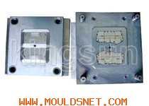 plastic cavity moulding /mould/mold