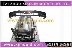 car front bumper mold